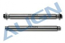 Main Rotor Blade Support Shaft (2 pcs) T-REX 600