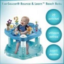 Evenflo - Bounce & Learn Beach Baby