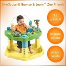 Evenflo -  Bounce & Learn Zoo Friends
