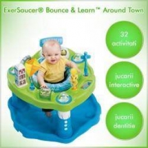 Evenflo - Bounce & Learn Around Town