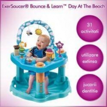 Evenflo - Bounce & Learn Day At The Beach