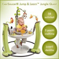 Evenflo - Jump & Learn Jungle Quest