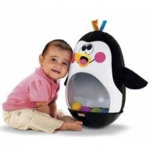 Jucarie gonflabila Pinguin Fisher-Price
