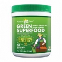 Amazing Grass - Green Superfood Energy x 30portii (240g)