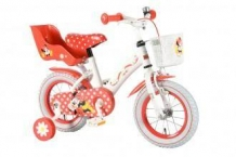 E&L Cycles - Bicicleta E&L Minnie Mouse 12'