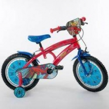 Ironway - Bicicleta Spectacular Spiderman 12Red / 16Red