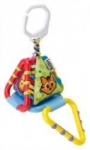 Lamaze - Play and Grow - Clutch And Go Pyramid