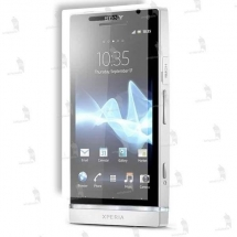 Sony Xperia S folie de protectie Guardline Ultraclear
