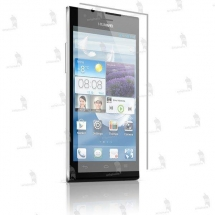 Huawei Ascend P2 folie de protectie Guardline Ultraclear
