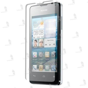 Huawei Ascend Y300 folie de protectie Guardline Ultraclear