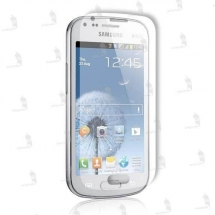 Samsung S7560 Galaxy Trend folie de protectie Guardline Ultraclear