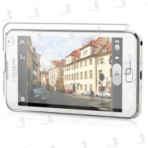 Samsung Galaxy Player 70 Plus folie de protectie Guardline Ultraclear