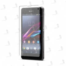 Sony Xperia Z1 Compact folie de protectie Guardine Ultraclear