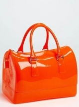 Geanta dama Furla Candy Bag Papaya