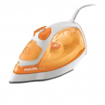 Fier de calcat Philips GC2960/50, 2400 W, talpa SteamGlide, anti-calcar