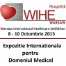 Invitatie la Expo Medical: WIHE 2015 Polonia