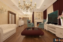Design interior living open space - Nobili Interior Design