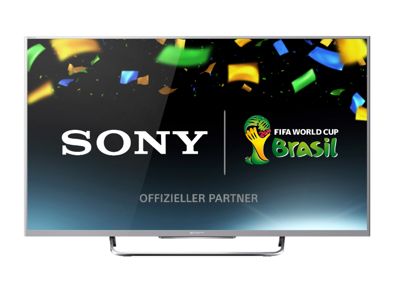 Televizor LED Sony KDL42W805BBAE2, 42 inch, Full HD, 3D, Smart TV, USB