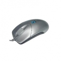 A4Tech BW-27, 3D Optical Mouse / U-Type Big Wheel PS/2 (Silver) BW-27