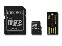 KINGSTON Digital Multi-Kit/Mobility Kit NAND Flash Micro SDHC 16GB