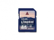 KINGSTON NAND Flash SD Card High Capacity 16GB