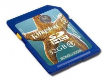 KINGSTON Ultimate NAND Flash SD Card High Capacity 32GB