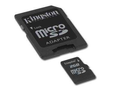 KINGSTON NAND Flash Micro SD 2GB