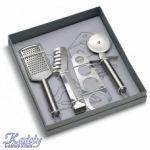 Set gourmet 4 in1