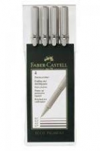 LINER 0.6MM ECO PIGMENT FABER-CASTELL