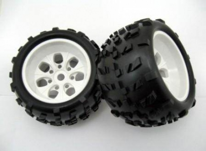 Wheels Complete SAVAGERY 1:8 (2 pcs)