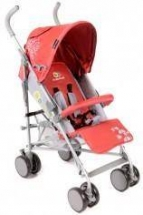KinderKraft - Carucior Sport Buggy Red/  Blue / Violet