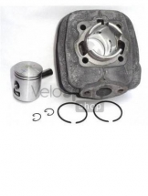 KIT CILINDRU PEUGEOT/FIRSTBIKE MOPED 50 (40mm;d=12mm) 2T