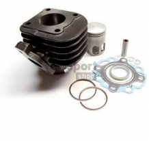 KIT CILINDRU YAMAHA JOG 80 (47mm;d=10mm) W