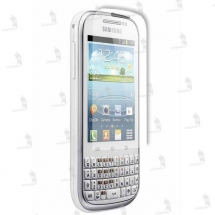 Samsung B5330 Galaxy Chat folie de protectie Guardline Ultraclear