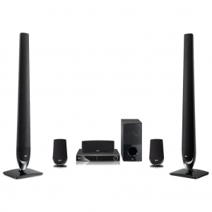 Home Theatre LG HT806PH, 850 W, USB